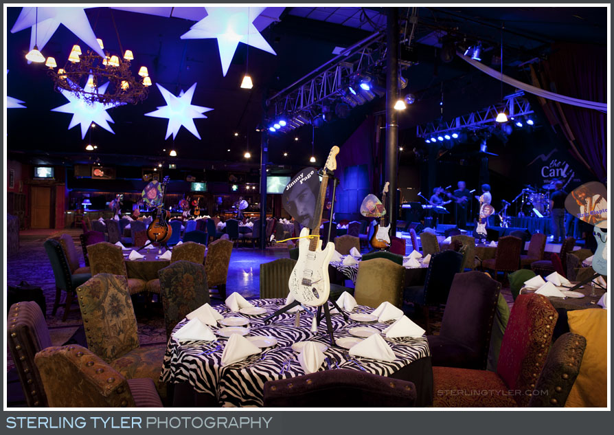 The Canyon Club Bar Mitzvah Photo