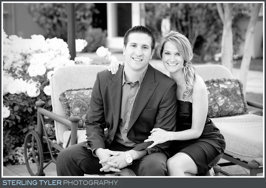 Calabasas Engagement Party Portrait Photography