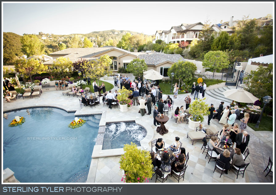 Calabasas Engagement Party Photos