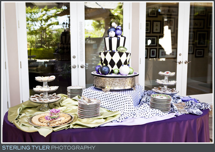 Calabasas Bridal Shower Photo