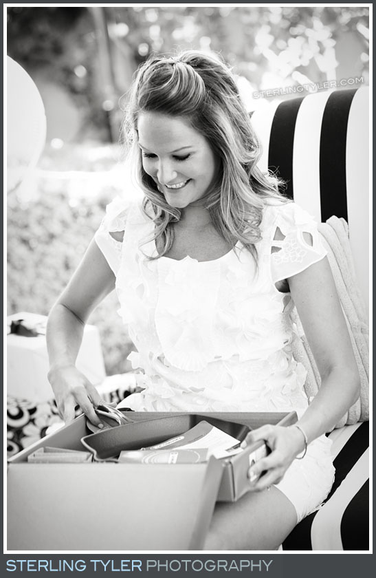 Calabasas Bridal Shower Portrait Photography
