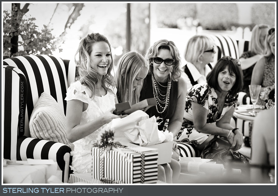 Calabasas Bridal Shower Portrait Photos