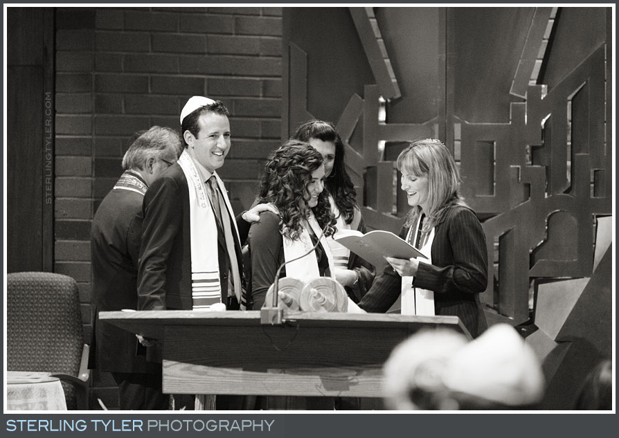 The Stephen S Wise Temple Bat Mitzvah Service Photo