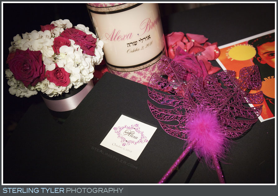 Skirball Cultural Center Bat Mitzvah Reception Photography