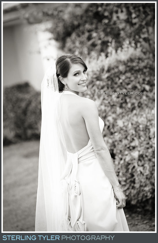 Westlake Village Inn Wedding Portrait Photos
