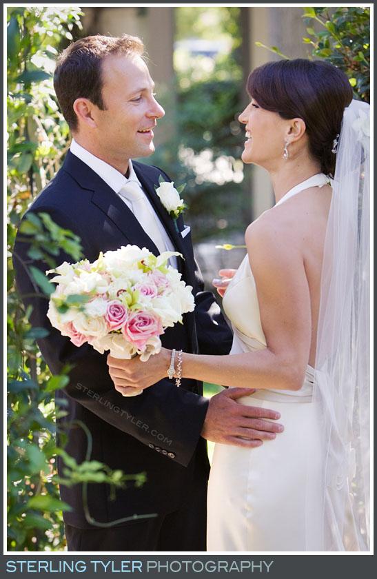 Westlake Village Inn Wedding Portrait Photography