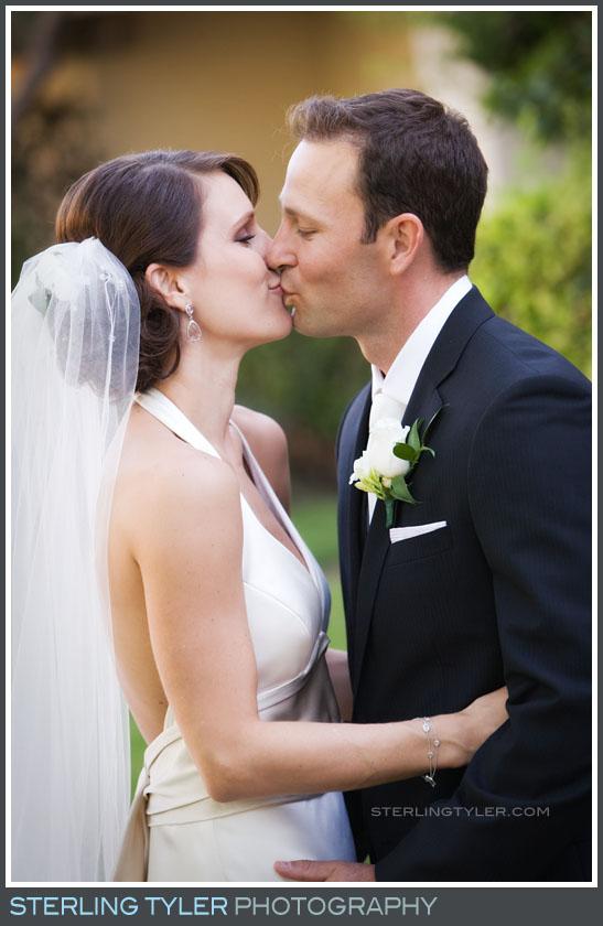 Westlake Village Inn Wedding Portrait Photo