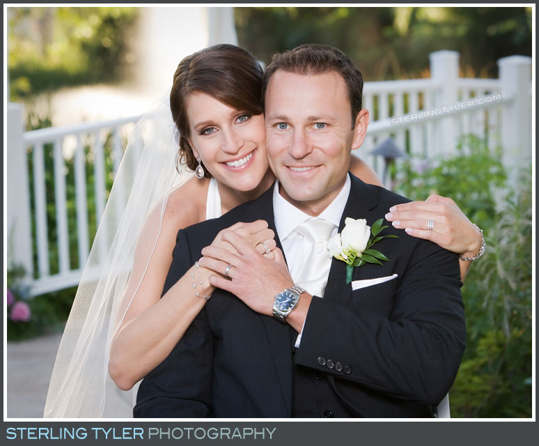Westlake Village Inn Wedding Portrait Photography