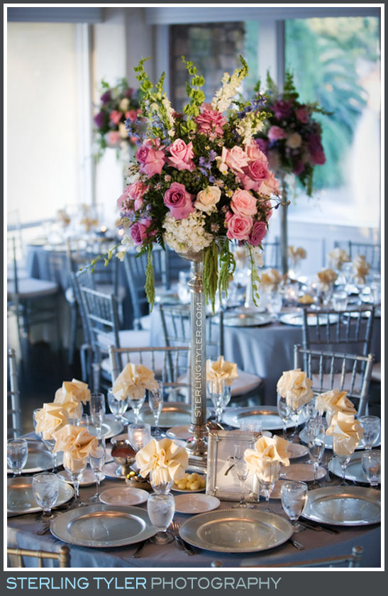 Westlake Village Inn Wedding Reception Photo