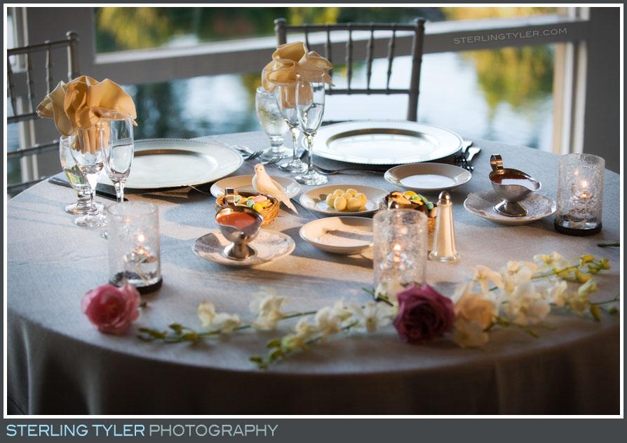 Westlake Village Inn Wedding Reception Photos