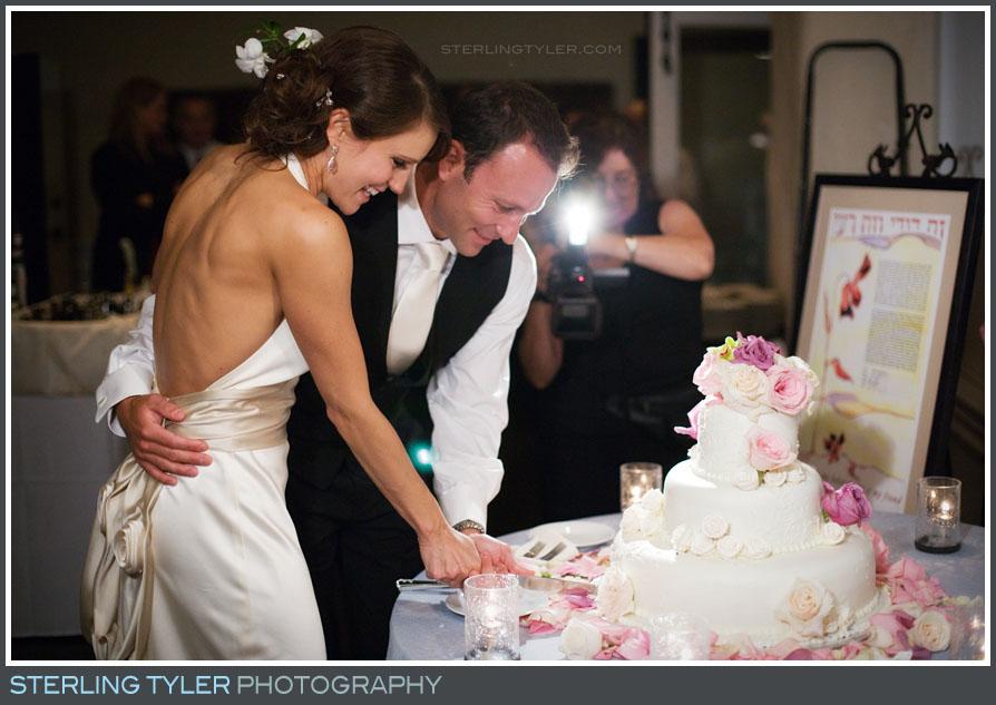 Westlake Village Inn Wedding Reception Photo