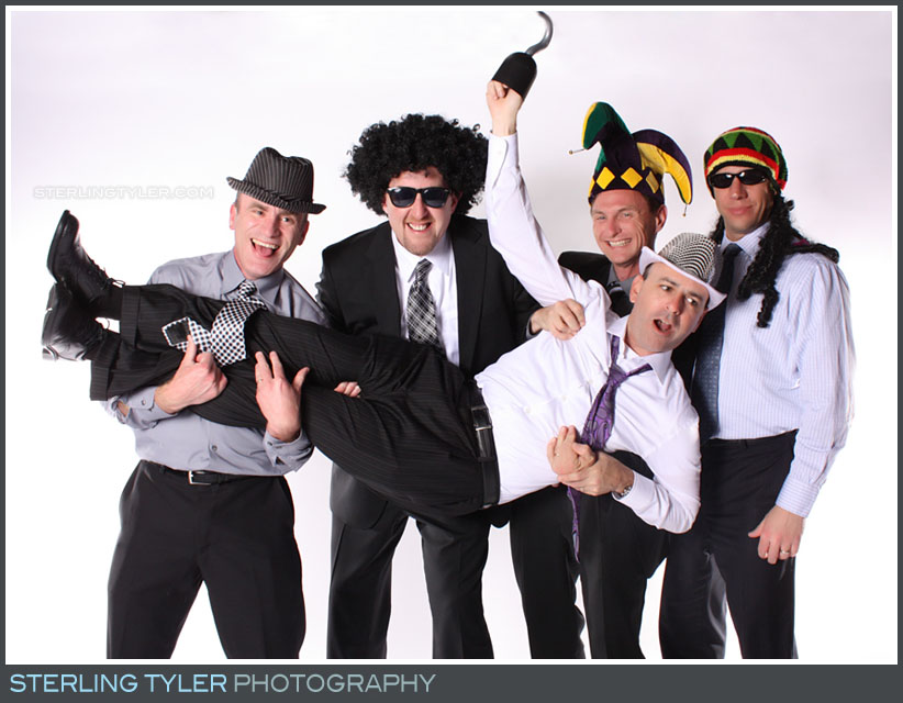 Party Photo Studio B'not Mitzvah Photos