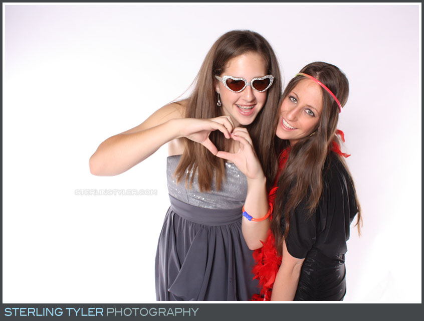 Party Photo Studio B'not Mitzvah Photography