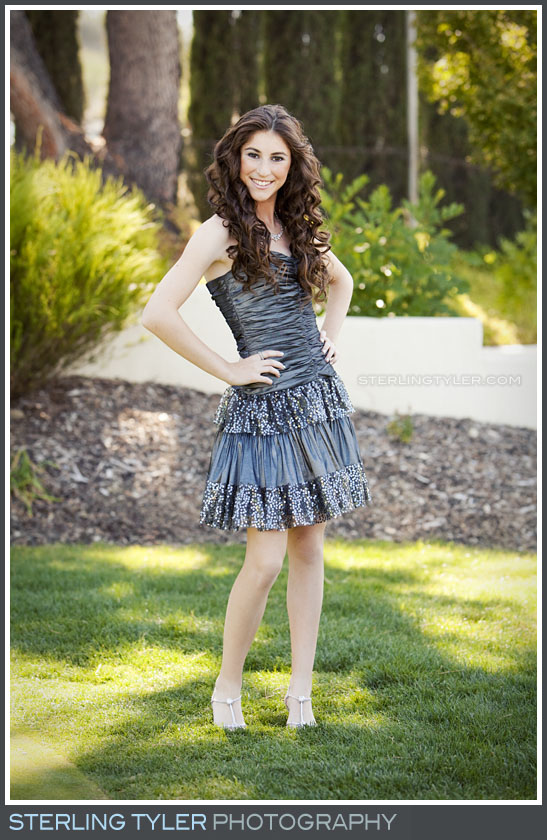 The Braemar Country Club Bat Mitzvah Portrait Photography