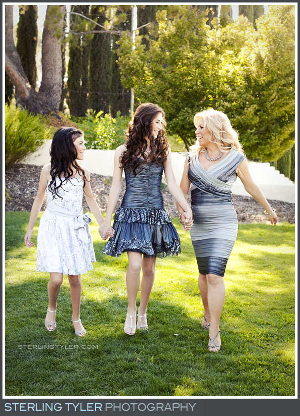 The Braemar Country Club Bat Mitzvah Portrait Photos