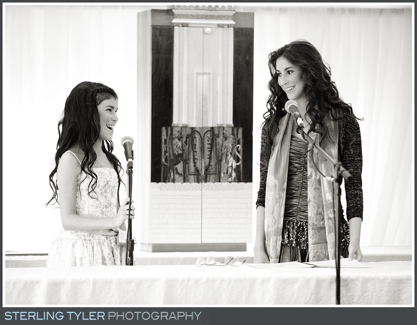 The Braemar Country Club Bat Mitzvah Service Photography