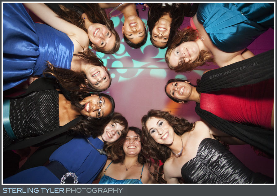 The Braemar Country Club Bat Mitzvah Reception Portrait Photography
