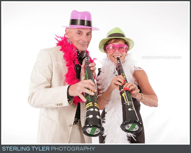 Party Photo Studio Bat Mitzvah Portrait Photography
