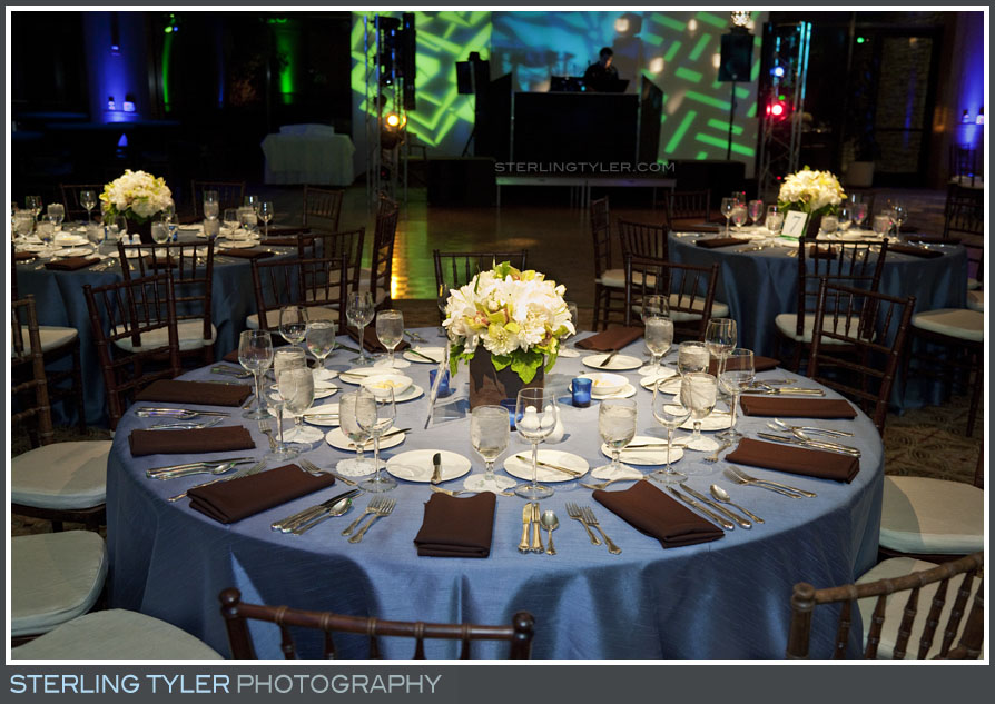 Brentwood Country Club Bar Mitzvah Reception Photos