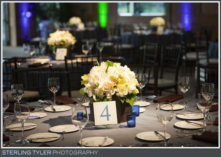 Brentwood Country Club Bar Mitzvah Reception Photo
