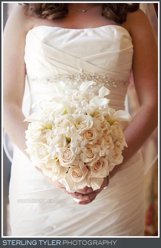 Four Seasons Westlake Wedding Bride Portrait Photos