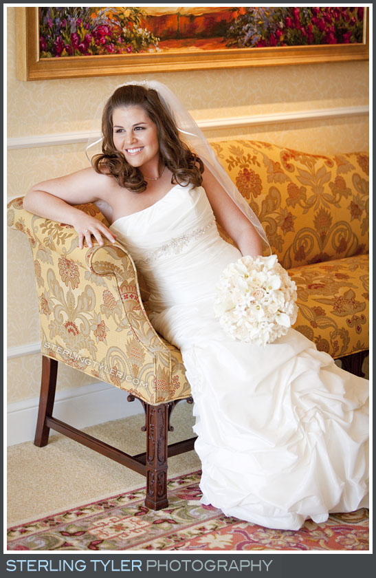 Four Seasons Westlake Wedding Bride Portrait Photo