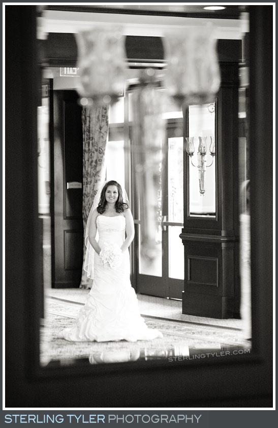 Four Seasons Westlake Wedding Bride Portrait Photography