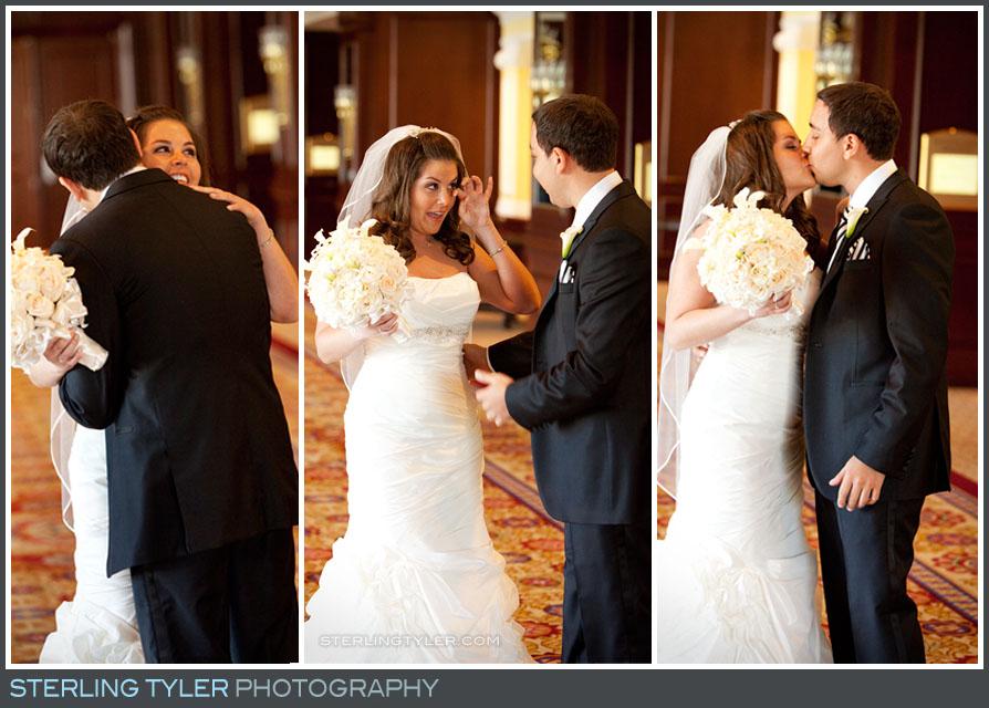 Four Seasons Westlake Wedding Couple Portrait Photography