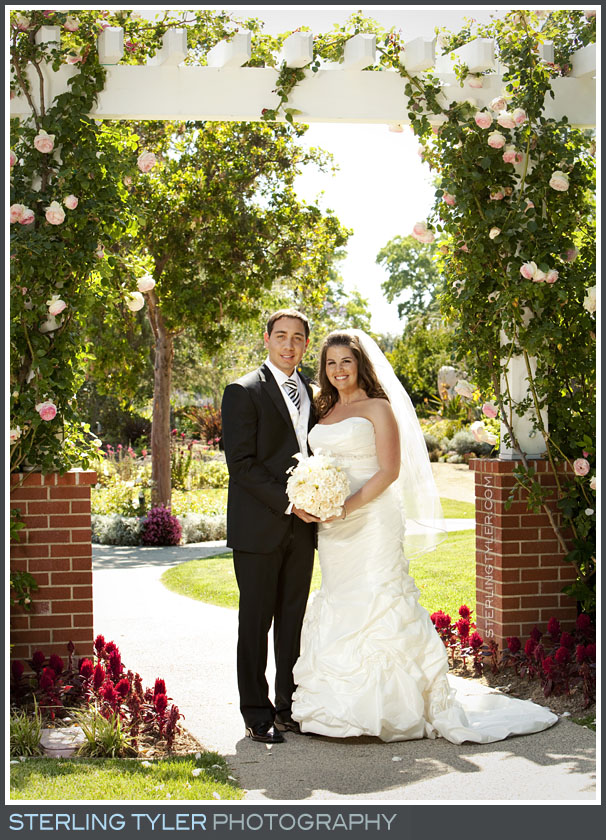 Four Seasons Westlake Wedding Couple Portrait Photos
