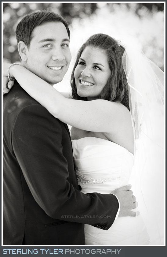 Four Seasons Westlake Wedding Couple Portrait Photos