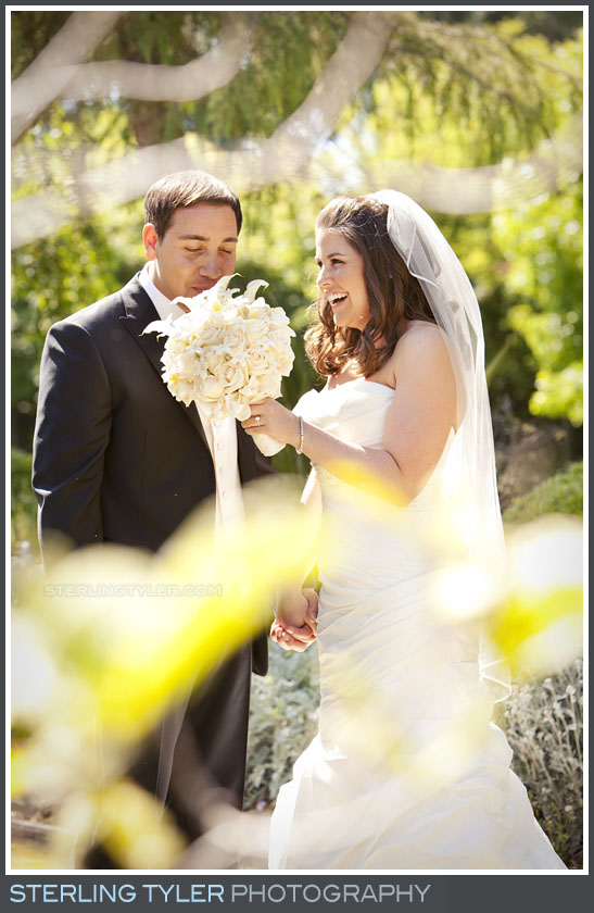 Four Seasons Westlake Wedding Couple Portrait Photography