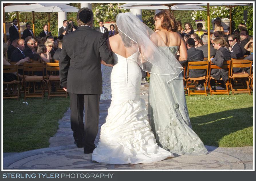 Four Seasons Westlake Wedding Ceremony Photography