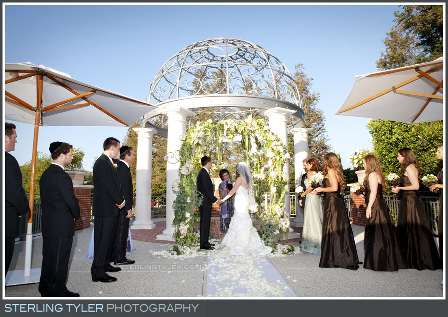 Four Seasons Westlake Wedding Ceremony Photos