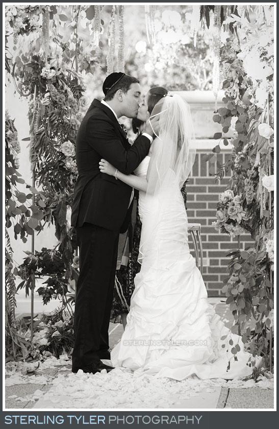 Four Seasons Westlake Wedding Ceremony Photo