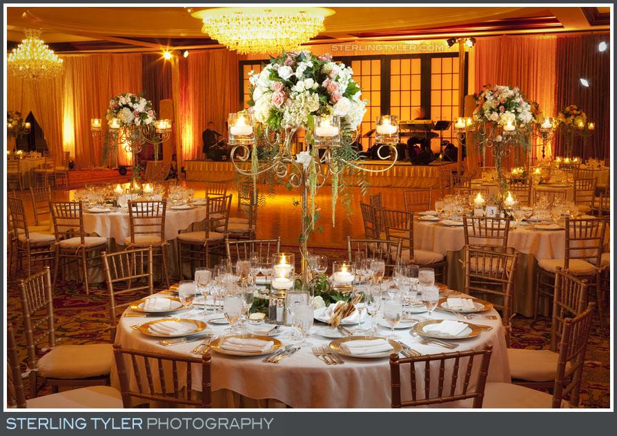 Four Seasons Westlake Wedding Reception Photos
