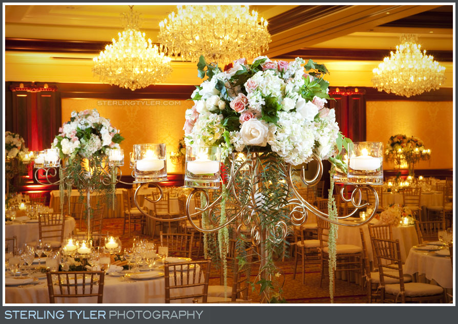 Four Seasons Westlake Wedding Reception Photography