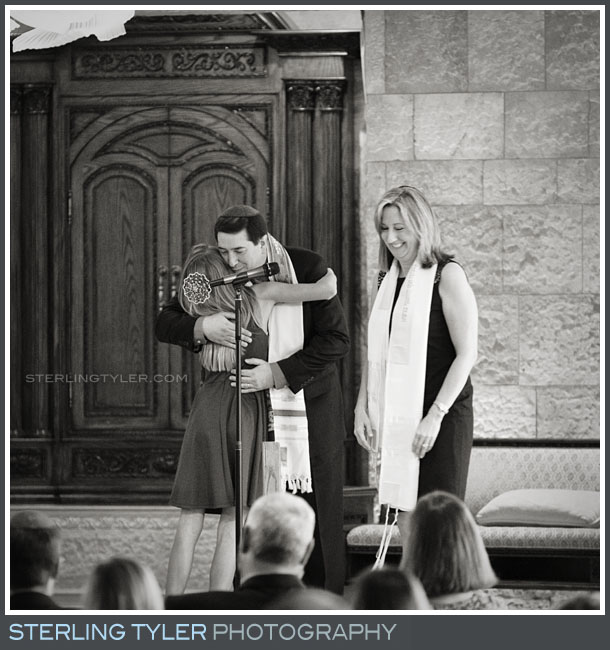 The Temple Beth El Bat Mitzvah Service Photos