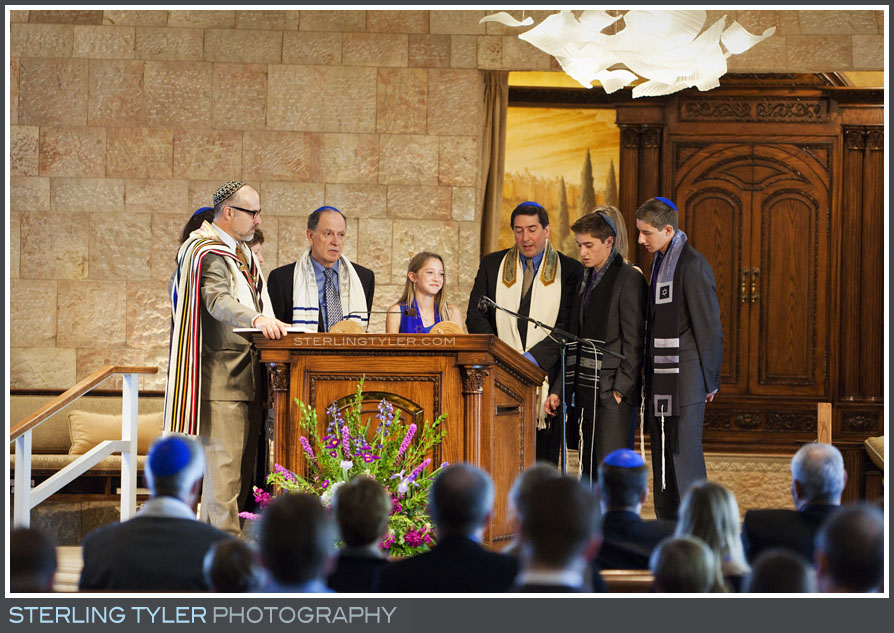 The Temple Beth El Bat Mitzvah Service Photo