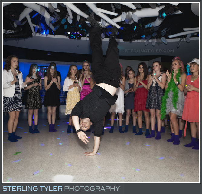 The Celebrations by Turnip Rose Bat Mitzvah Reception Photography