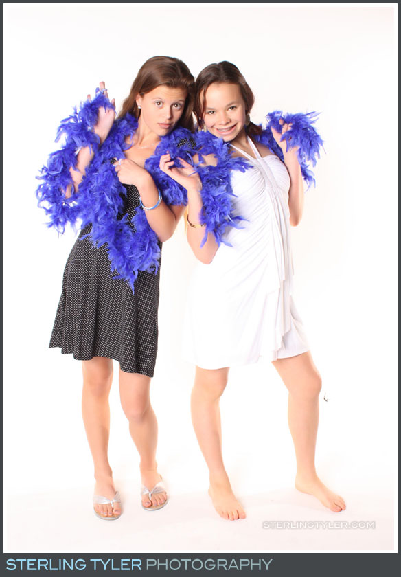 Party Photo Studio Bat Mitzvah Photobooth