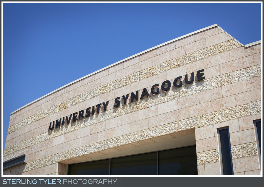 The University Synagogue Bat Mitzvah Photography