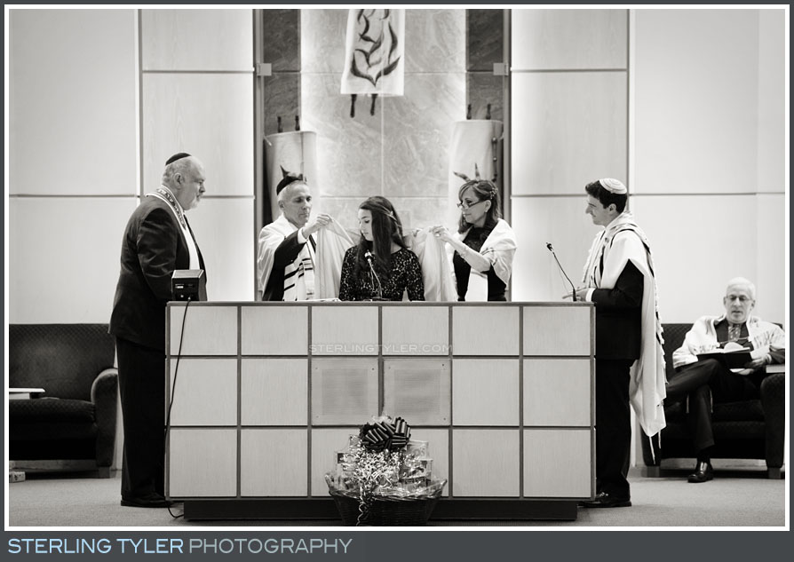 The University Synagogue Bat Mitzvah Ceremony Photos