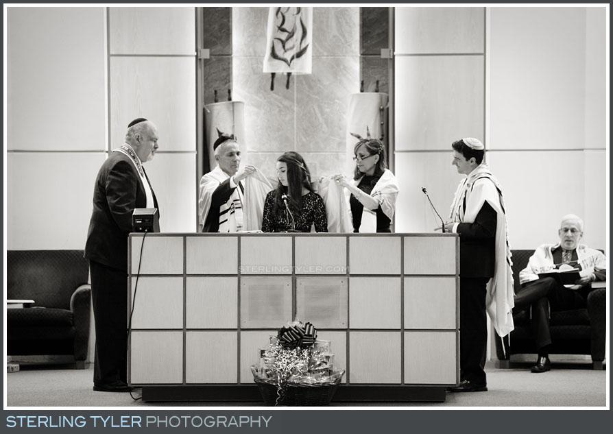 The University Synagogue Bat Mitzvah Ceremony Photos