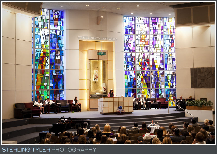 The University Synagogue Bat Mitzvah Ceremony Photo
