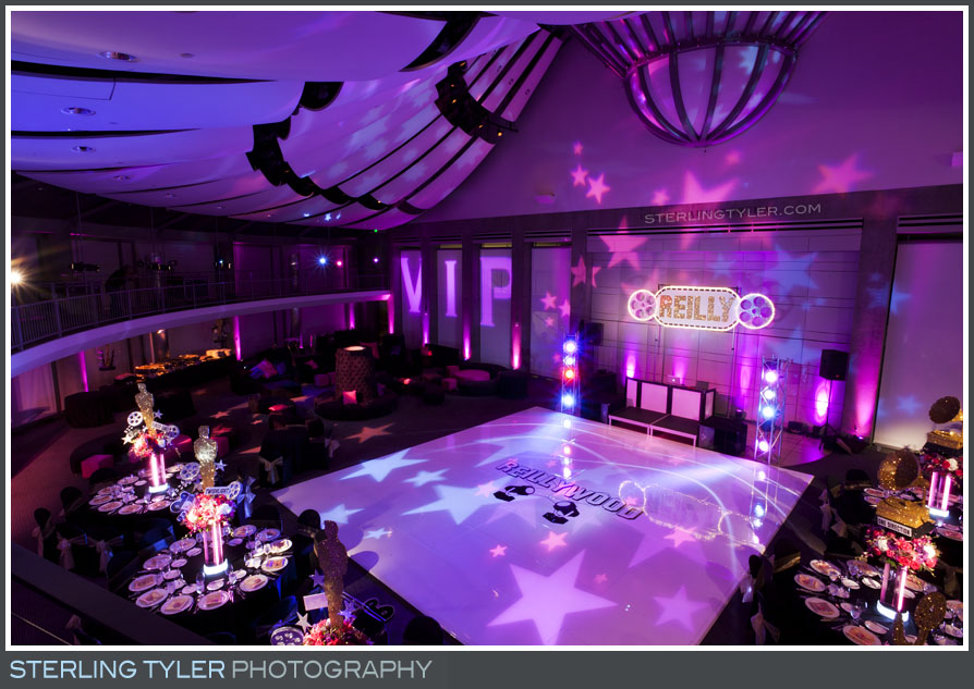 The Skirball Cultural Center Bat Mitzvah Reception Photography