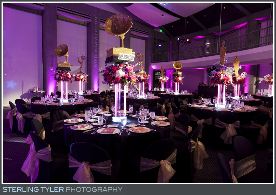 The Skirball Cultural Center Bat Mitzvah Hollywood Reception Photo
