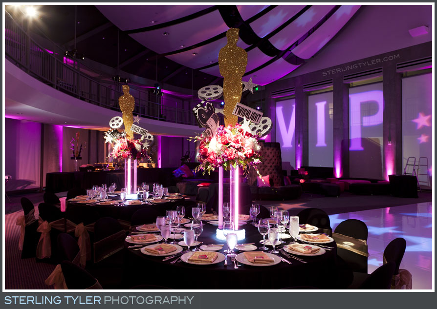 The Skirball Cultural Center Bat Mitzvah Hollywood Reception Photography