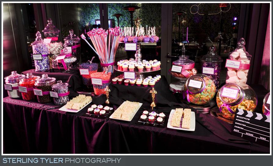 The Skirball Cultural Center Bat Mitzvah Reception Photography
