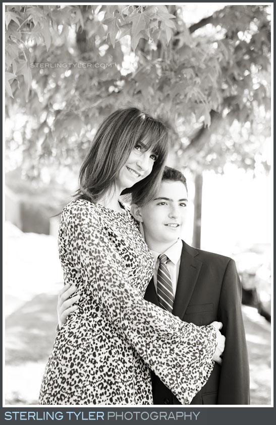 The Temple Koi Tikvah Bar Mitzvah Portrait Photography