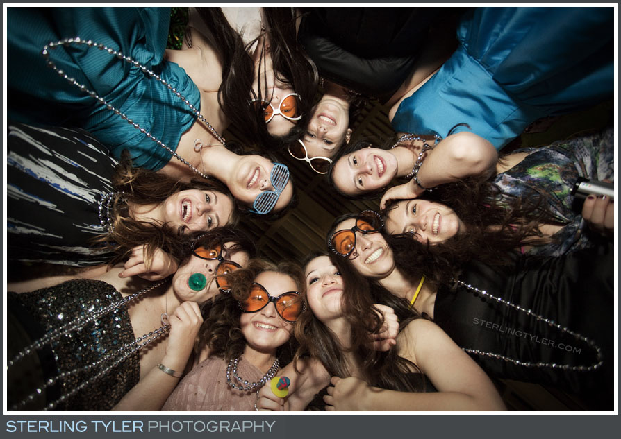 The Hillcrest Country Club Bat Mitzvah Reception Portrait Photography